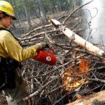 wildfire training driptorch