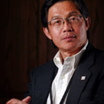 Haruhito Takeda of Fujitsu Co. Ltd