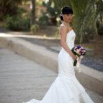 bride in gran canaria