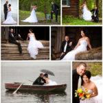 fishing resort wedding watson lake